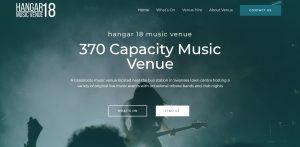 Hangar 18 Music Venue